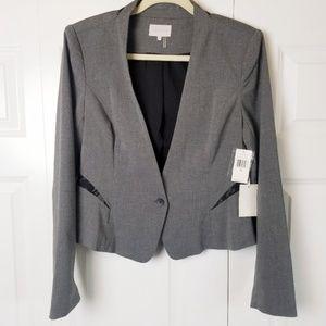 1 State | NWT Andari Lace Trim Jacket